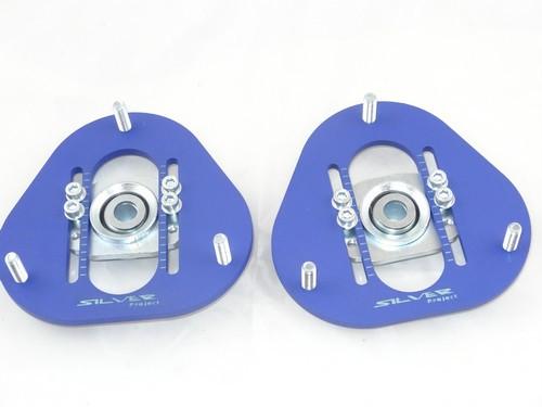 Camber Plates TOYOTA COROLLA 87-91 AE92 AE101 AE111 - GRUBYGARAGE - Sklep Tuningowy